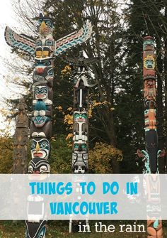 Things to do in Vancouver in the Rain with Kids --- Vancouver is a beautiful city but if you visit when it rains don't despair! There is still so much to do inside (mostly) with kids. Best Family Vacation Destinations, Canada Destinations, Amazing Destinations, Vacation Ideas, Travel With Kids, Family Travel, Stuff To Do, Things To Do, Discover Canada