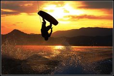 Wakeboarding at Long Lake Summer Camp! #summercamp