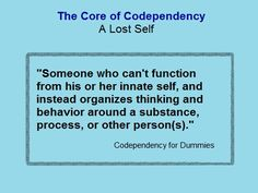 narcissist and codependent friendships