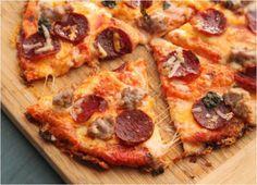 Pizzadillas o pizzas con tortitas de trigo ( de maíz), la receta perfecta para amantes de la pizza que no quieren pasarse mucho rato en la cocina.