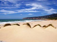Guincho beach - near Cascais - Lisbon Coast - nice (kite)surfing spot aswell