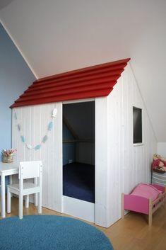 Kinderzimmer Spielhaus Selber Bauen: Holz Projekt Für Anfänger Und  Fortgeschrittene. Spielhaus Indoor