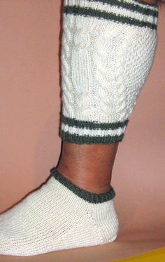 Trachtenstrümpfe Kniebundstrümpfe Strümpfe Links/links Eingestrickt Natur Aesthetic Appearance Men's Traditional Clothing Clothing, Shoes & Accessories