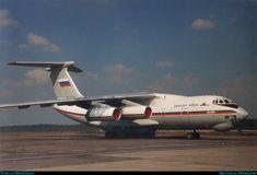 Ilyushin Il-76T - Abakan Avia   Aviation Photo #0055543   Airliners.net