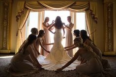 nice wedding photography getting ready best photos