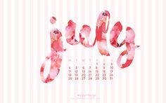 ... Calendar on Pinterest | July 2014 Calendar, August 2014 Calendar and