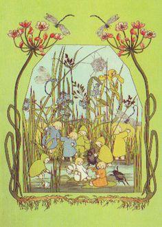 Wurzelkinder-Postkarte Nr.15 - Edition Ulrich