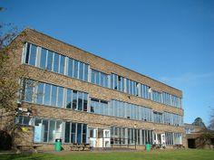Royal Latin School - Main Block from the rear | Flickr