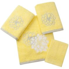 Ideology Lola Floral Bath Towels  found at @JCPenney