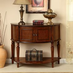 Found it at Joss & Main - Angela Console Table
