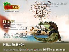 PokerBuaya.com - Judi Poker Indonesia Terpercaya - Bonus Referal Tertinggi dihitung dari TurnOver - Private Table dengan Fitur Password - Fitur Hide Nickname