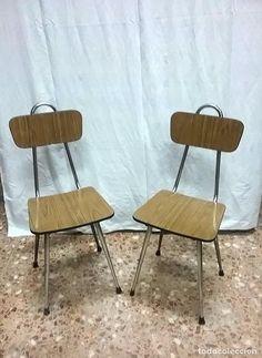 Silla vintage años 60'