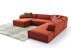 M.a.s.s.a.s. sofa by Patricia Urquiola for Moroso.