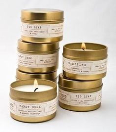 catbirdtravel candles, $12.00  in scents that include notes of pencil shavings, woodsmoke or sea spray