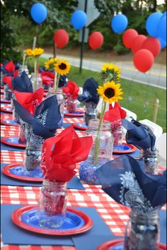 Country Theme Party Decorations