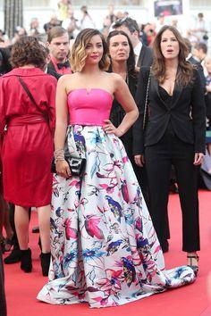 Festival de Cannes 2017 : Priscilla Betti