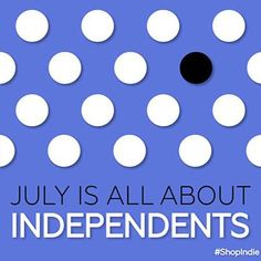 July is Independent Retailer Month, stop by our store this month to shop locally.