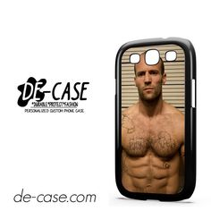 Jason Statham Height DEAL-5826 Samsung Phonecase Cover For Samsung Galaxy S3 / S3 Mini