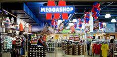 Megga Shop - Shopping Nova América