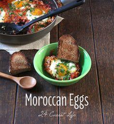 Moroccan Eggs  www.PersonalTrainerBradenton.com