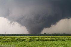 Shawnee, OK EF4 Tornado 3 by Brandon Goforth on 500px