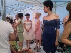 Denise eleurheriou fashion show