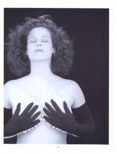 Sigourney Weaver: Dream Weaver - by Robert Mapplethorpe for Interview 1988