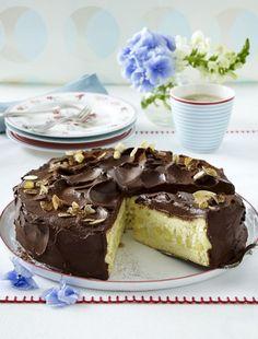 Unser beliebtes Rezept für Apfel-Schokoladen-Torte und mehr als 55.000 weitere kostenlose Rezepte auf LECKER.de.