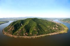 The Danube bend, #Hungary