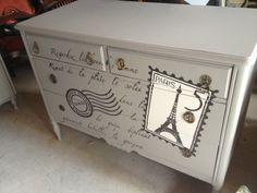 Paris Theme dresser