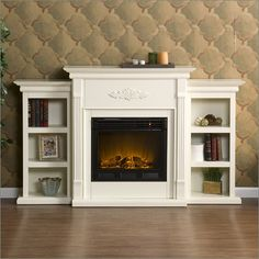 Electric Fireplace Surround Plans