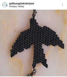 Seed Bead Jewelry, Seed Bead Earrings, Seed Beads, Beaded Jewelry, Beaded Necklace, Beaded Crafts, Beaded Ornaments, Beaded Animals, Bead Crochet