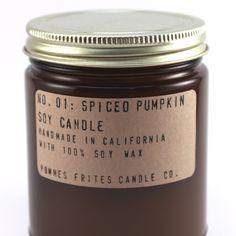 yummy sounding candle