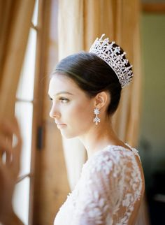 15 Beautiful Exquisite Hair Adornments For Stylish Brides - Praise Wedding