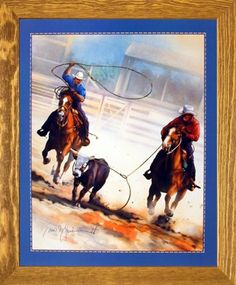 Impact Posters Gallery Western Cowboy Roping Rodeo Horse Old West Wall Decor Black Framed Art Print Picture Old Western Decor, Western Art, Western Cowboy, Black Framed Art, Framed Art Prints, Poster Prints, Framed Wall, Wall Decor Pictures, Print Pictures