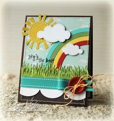 Adorable congrats card!