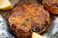 <p>Maryland crab cakes are traditionally oversized, and I wanted to…