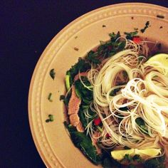 My first Pho - New post Blog #pho #Food #pornfood #kids #homemade #cuisine
