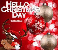 Hello Christmas Day – Musiclovesilence