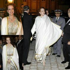 La Princesse Lalla Salma de Maroc.
