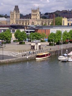 River Avon and Bristol Cathedral