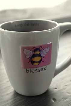 BEE - Blessed - Keep the Faith