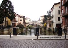 Vicenza Downtown Bridge,  quite possible the prettiest bridge ever with the friendliest people!