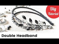 Корона из проволоки и бусин/ Wire crown diy - YouTube