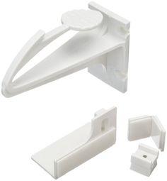 Baby Dan 8226-69-85 - Sistema de seguridad infantil: cierre para armarios, con adhesivo