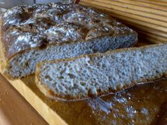 chlebek pszenno-żytni na drożdżach