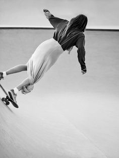 Skateboard Sisters Andrea & Julia Wilshusen Speed Into The Gentlewoman Magazine #13 — Anne of Carversville
