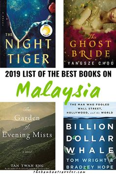 Looking for the best books set in Malaysia to read before your trip? Here's a list of the 10 best fiction and nonfiction books about Malaysia. Reading Lists, Book Lists, Reading Den, Literary Travel, Travel Books, Good Books, Books To Read, Ghost Bride, Asia Travel