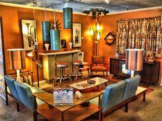 Mid-Century Modern Freak | Eames Era Showroom | Midway Antique Mall |...