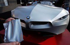 BMW GINA Light Visionary Model by Chris Bangle